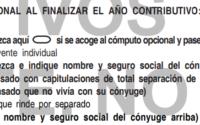 Cuestionario donde salen los estados personales de la Planilla de Contribución sobre Ingresos (Formulario 482)
