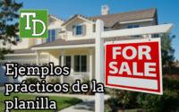 5 ejemplos básicos de cómo reportar las ganancias en la venta de una residencia principal en la planilla 1